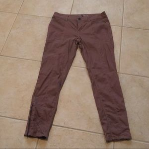 WHBM the skimmer pant size 6